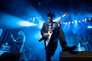 Christofer Johnsson (THERION): The new album is not an album. It's a rock/metal musical with opera vocals   Mindaugas Peleckis