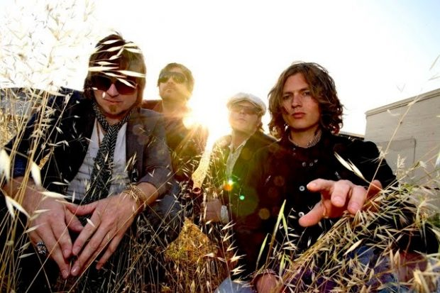 """""""Rival Sons"""". Agentūros RELAX Live! nuotr."""
