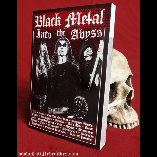 """DAYAL PATTERSON: """"Black metal is exploding and imploding in all directions at once"""""""