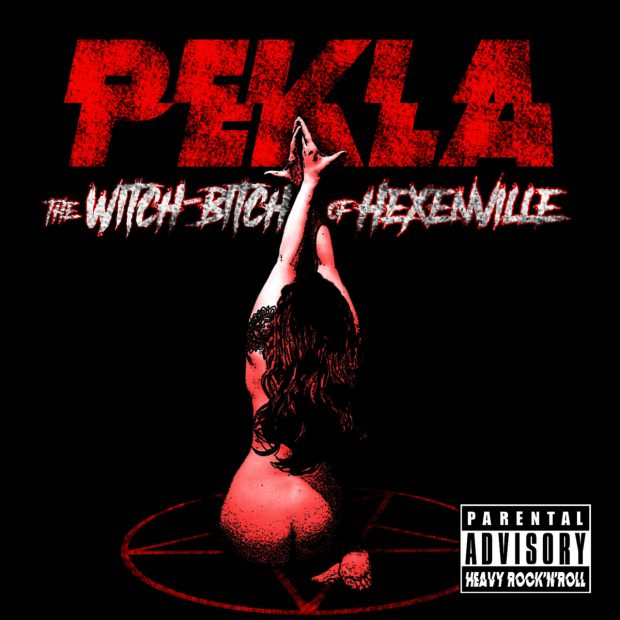 Review. Lithuanian heavy rock'n'roll gods PEKLA release their first English album