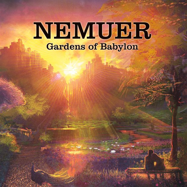 Review. NEMUER - Gardens of Babylon (2018). Wonderful melancholic Neofolk in Akkadian