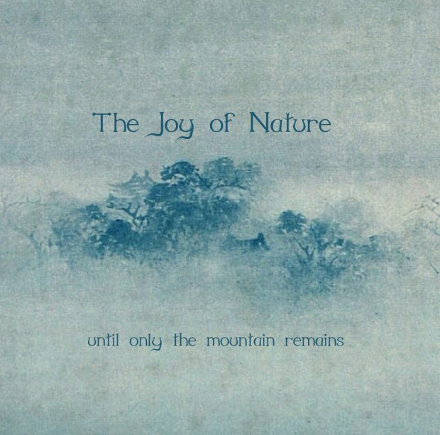 The first album of new songs by The Joy of Nature in five years is out