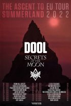 DOOL and SECRETS OF THE MOON release new co-headliner show dates